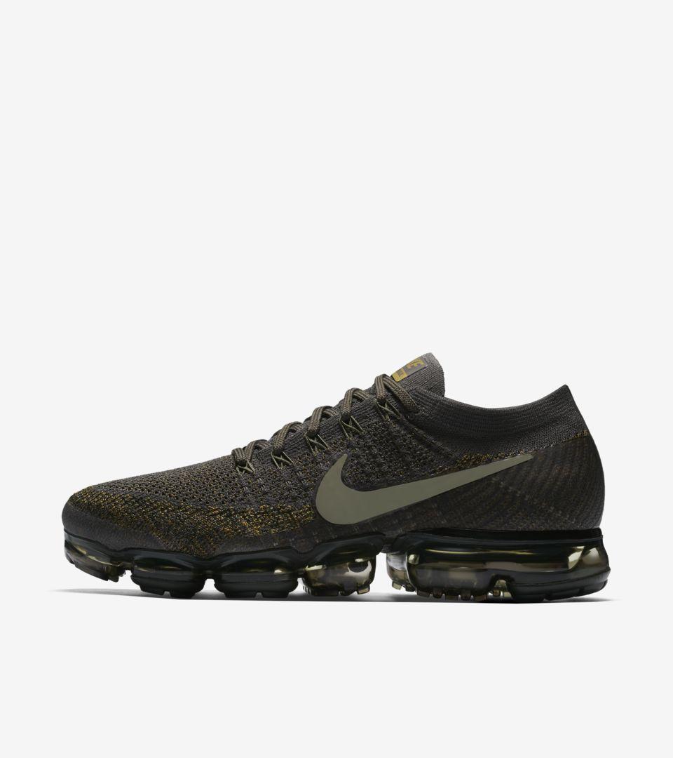 de671210e8c4 Nike Air Vapormax  Midnight Fog   Desert Moss . Nike+ SNKRS