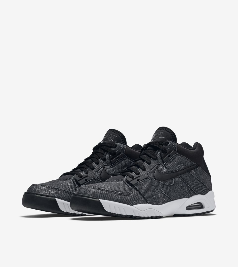 NikeCourt Air Tech Challenge 3  Black Denim . Nike⁠+ SNKRS 7465f9babe