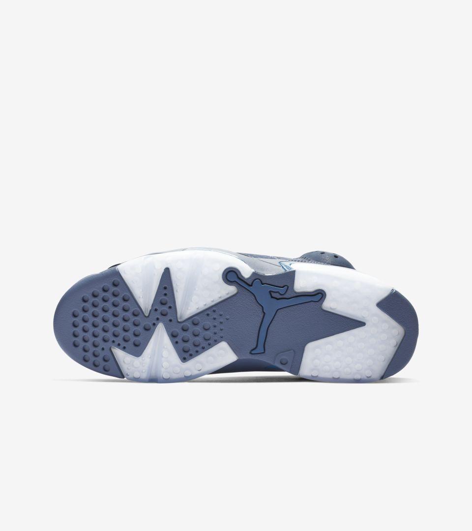cd7d54931611c5 Air Jordan 6  Diffused Blue   Court Blue  Release Date. Nike+ SNKRS