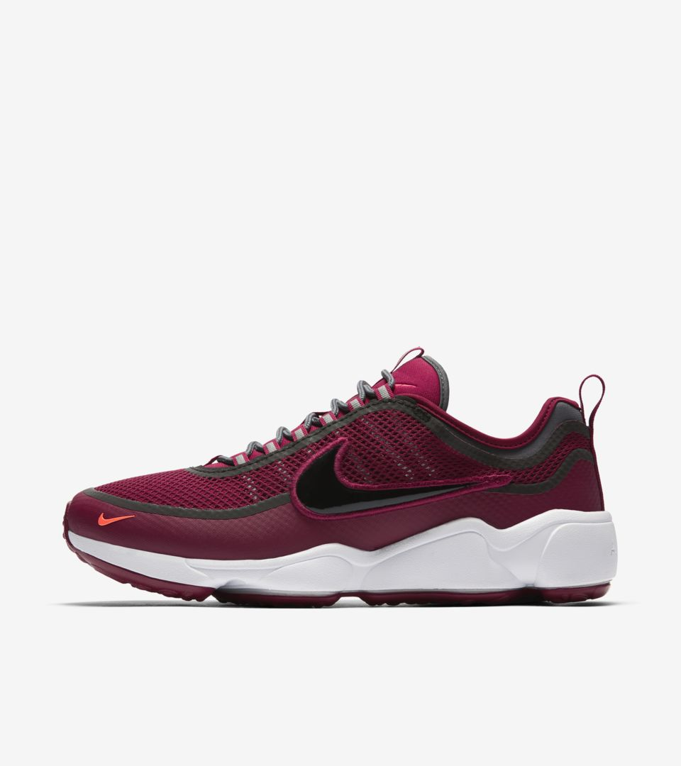 grossiste 4bea2 a3f09 Nike Air Zoom Spiridon Ultra 'Team Red'. Nike⁠+ Launch GB