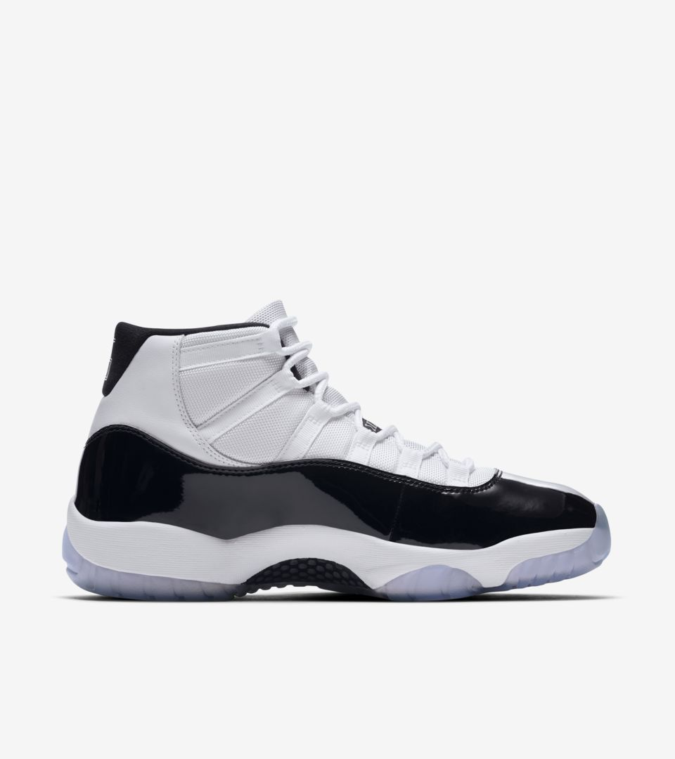 Air Jordan 11 Concord 'White & Black' Release Date