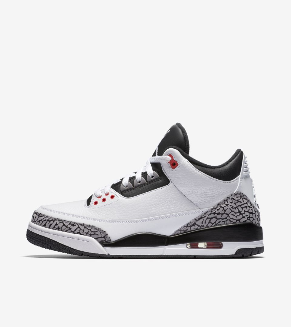 best website 9b044 6e8b0 Air Jordan 3 Retro 'Infrared 23'. Release Date. Nike⁠+ SNKRS