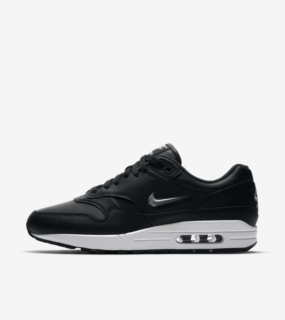 Nike Air Max 1 Jewel Black Chrome