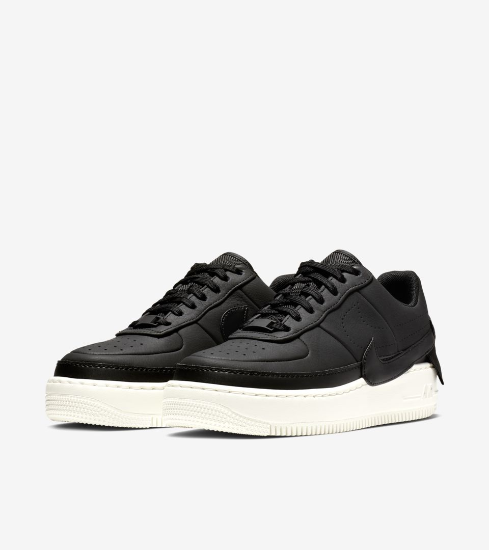 Women's Nike Air Force 1 Jester XX 'Black & Sail' Release Date