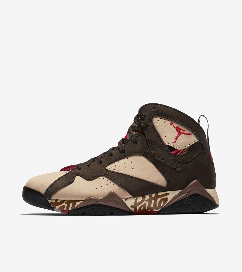 Air Jordan 7 'Patta' Release Date