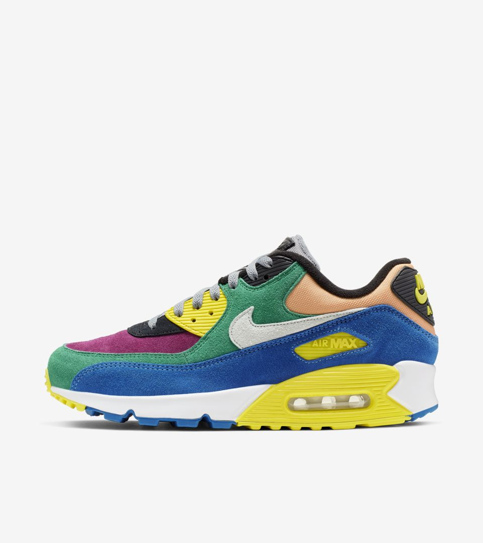 Air Max 90 'Viotech' Release Date. Nike SNKRS