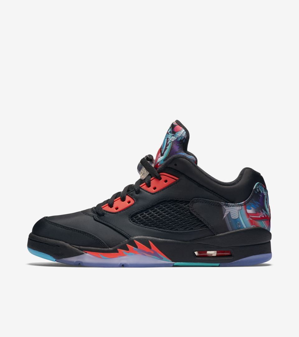 588b11c0b54 Air Jordan 5 Retro Low 'Chinese New Year' Release Date. Nike⁠+ SNKRS