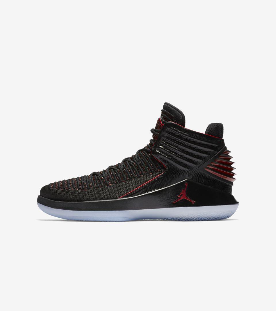 56fec680b39 Air Jordan 32 'Bred' Release Date. Nike+ SNKRS