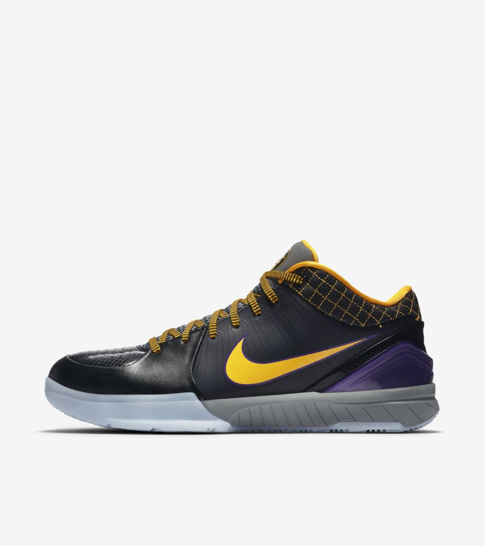 sports shoes 4adcc 9f0be Kobe 4 Protro  Black Del Sol  Release Date ...