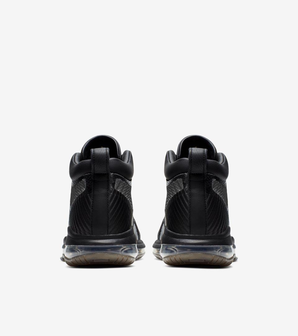LeBron x JE Icon 'Black' Release Date