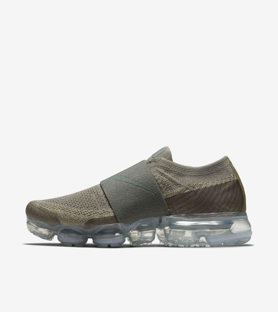 f27749d6986e2f Nike Women s Air Vapormax Moc  Dark Stucco   Clay Green  Release ...