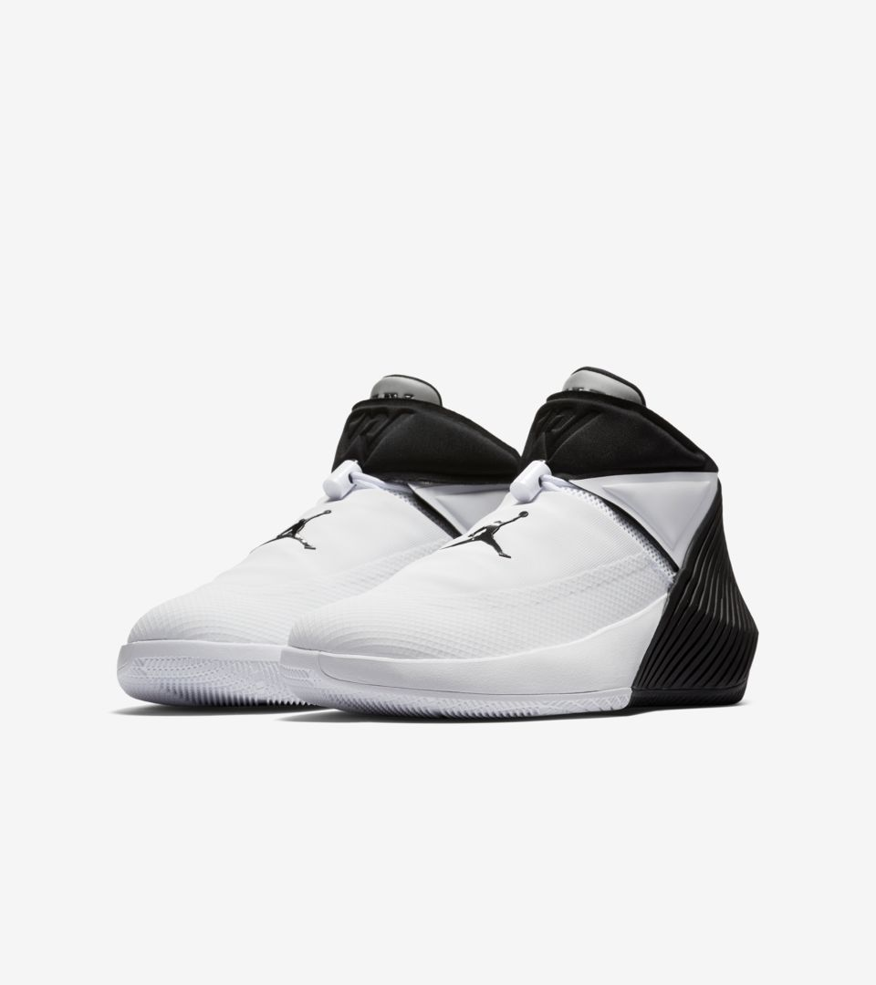d10b864d3dfeb8 Why Not zero.1  Black   White  Release Date. Nike⁠+ SNKRS