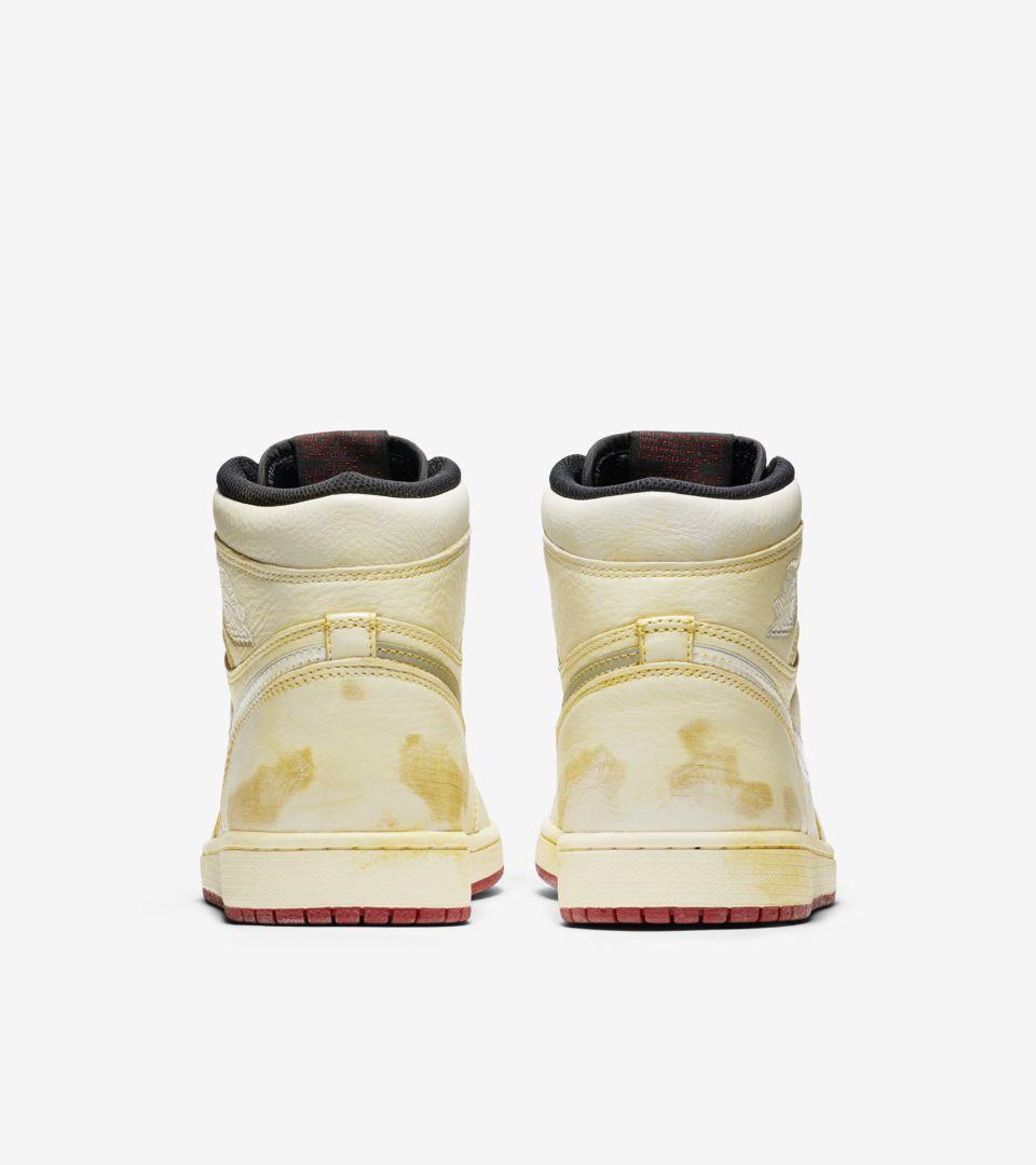 Air Jordan 1 NRG 'Nigel Sylvester' Release Date. Nike SNKRS