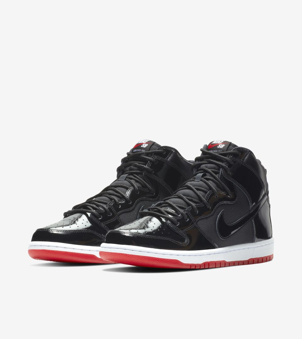 newest e727b 22a22 Nike SB Dunk High Jordan 11 'Rivals Pack' Release Date. Nike ...