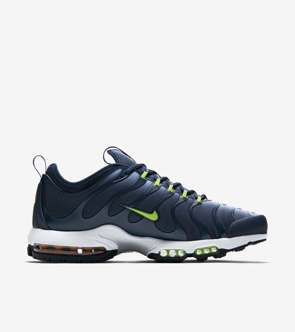 hot sale online 07440 bf107 Nike Air Max Plus Tn Ultra 'Binary Blue' Release Date. Nike ...
