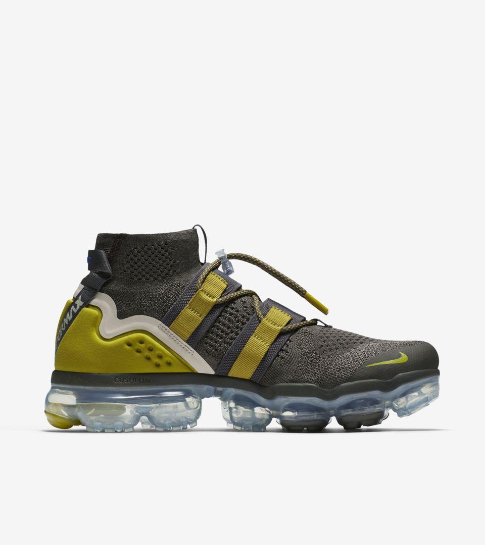 733ed2456a Nike Air Vapormax Utility 'Ridgerock & Peat Moss' Release Date. Nike ...
