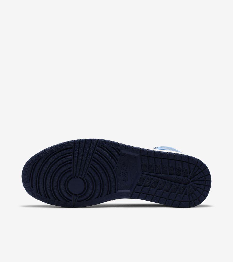 a914ca49eb Air Jordan I 'Obsidian' Release Date. Nike+ Launch HU