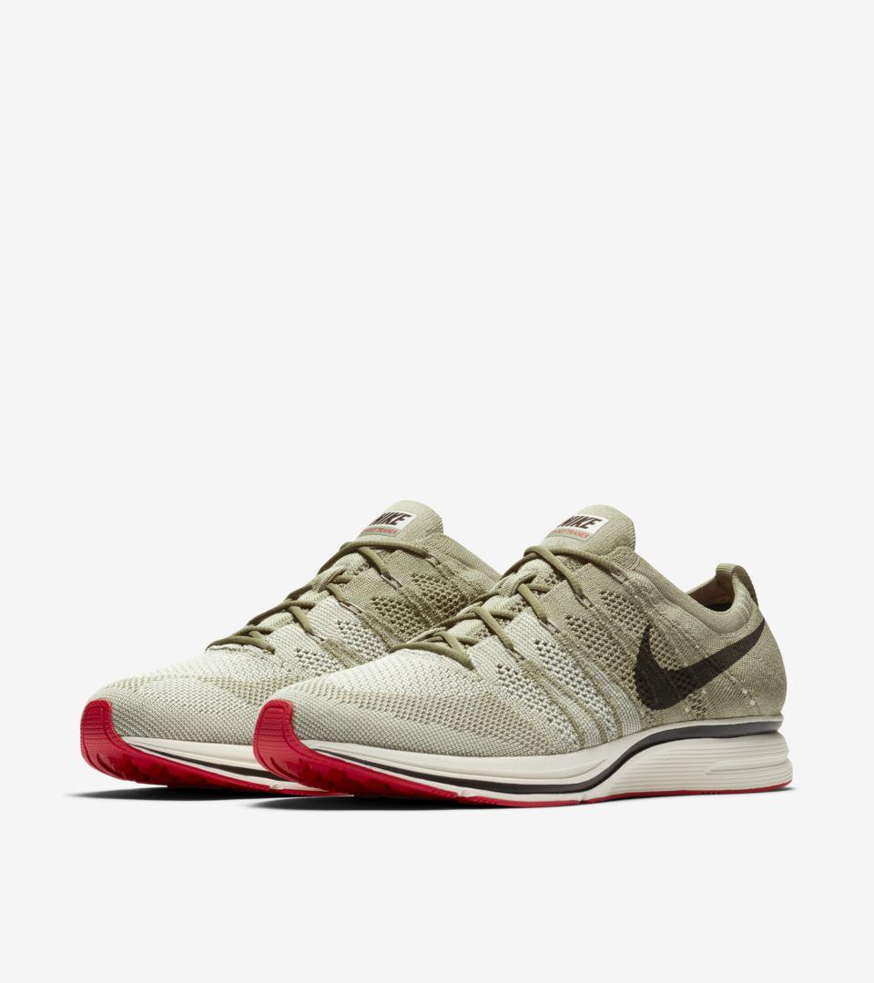 e08d87b440d38 Nike Flyknit Trainer  Neutral Olive   Velvet Brown  Release Date ...