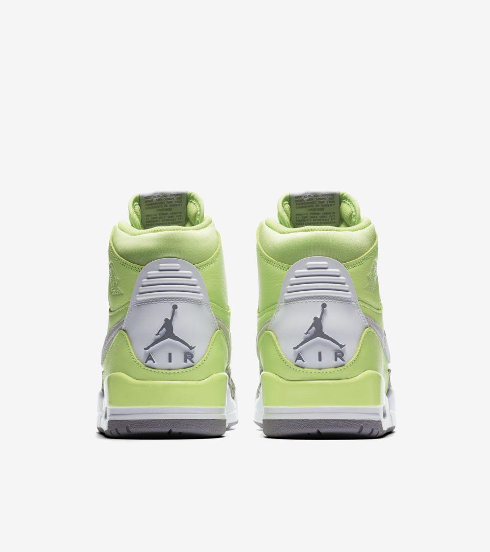 timeless design 8eacd 06873 ... Air Jordan Legacy 312  Ghost Green  Release Date