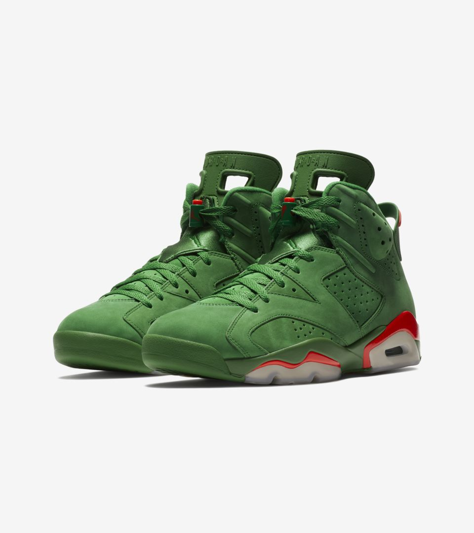 low priced 4d3d6 41d13 Air Jordan 6 Gatorade 'Pine Green' Release Date. Nike⁠+ SNKRS