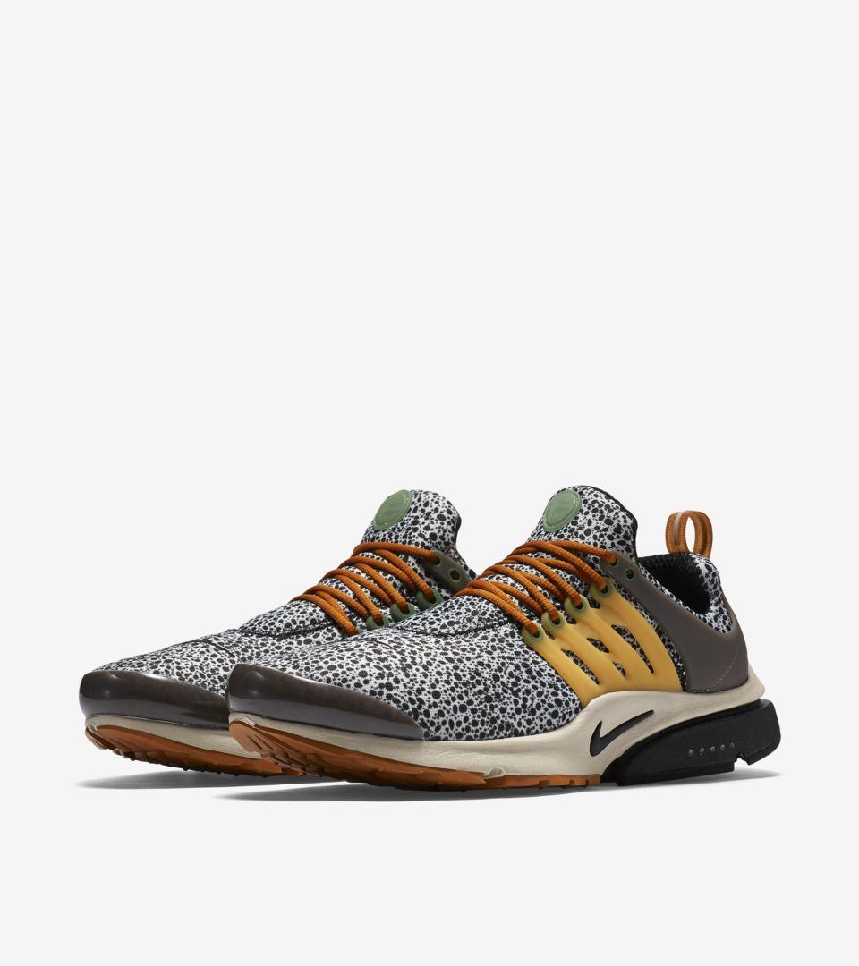 ca012b6dbf Nike Air Presto 'Safari' Release Date. Nike+ SNKRS