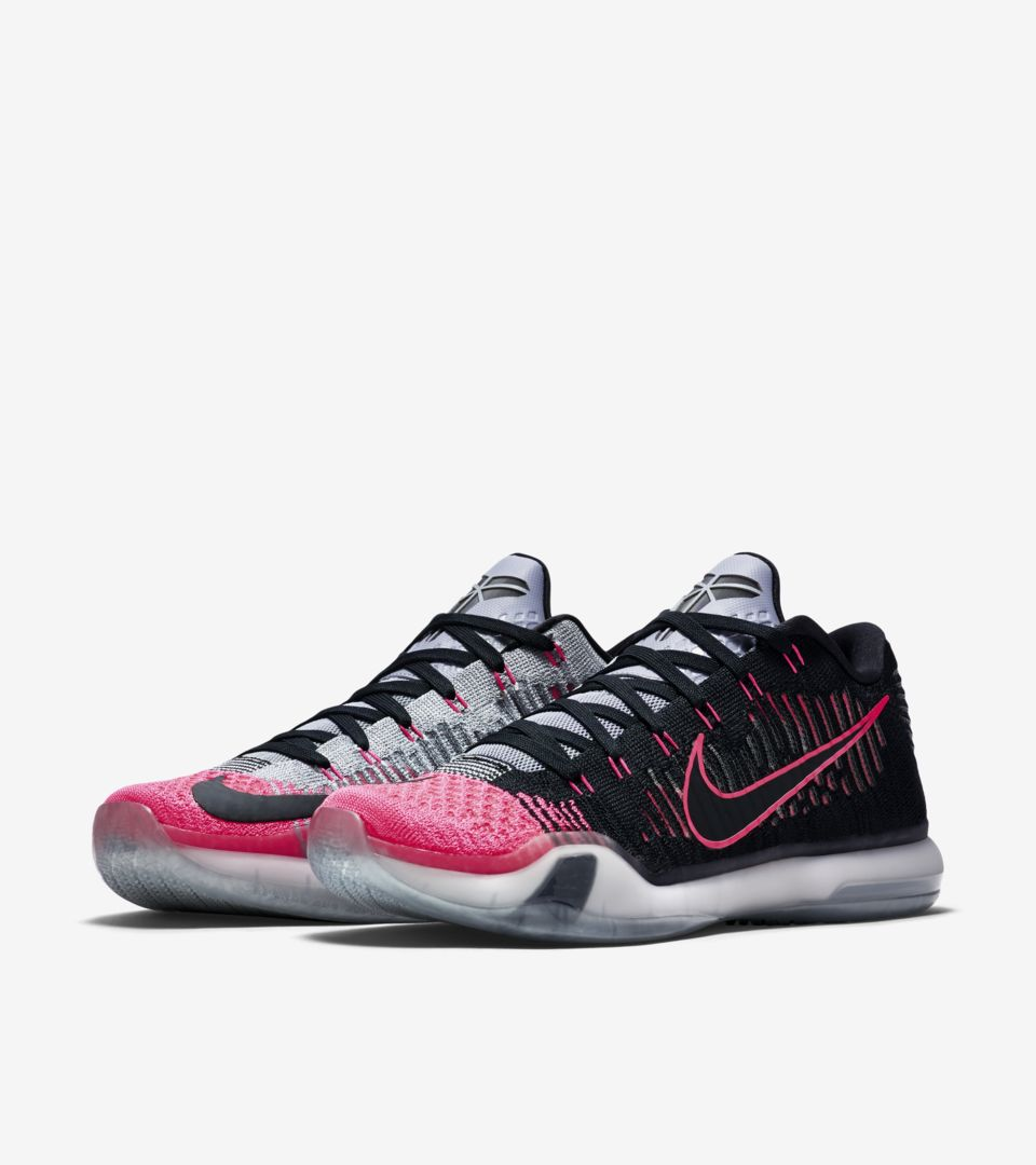 Nike Kobe 10 Elite Low  Mambacurial  Release Date. Nike⁠+ SNKRS a09ecc0762a6