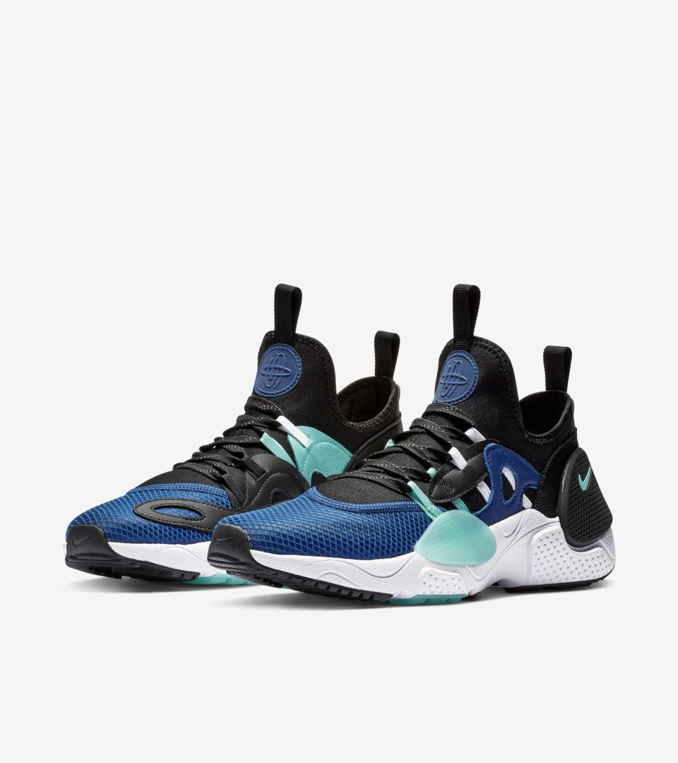 wholesale dealer f8027 80610 ... Release Date Nike Huarache E.D.G.E. TXT HA  Indigo Force   Black    White  ...