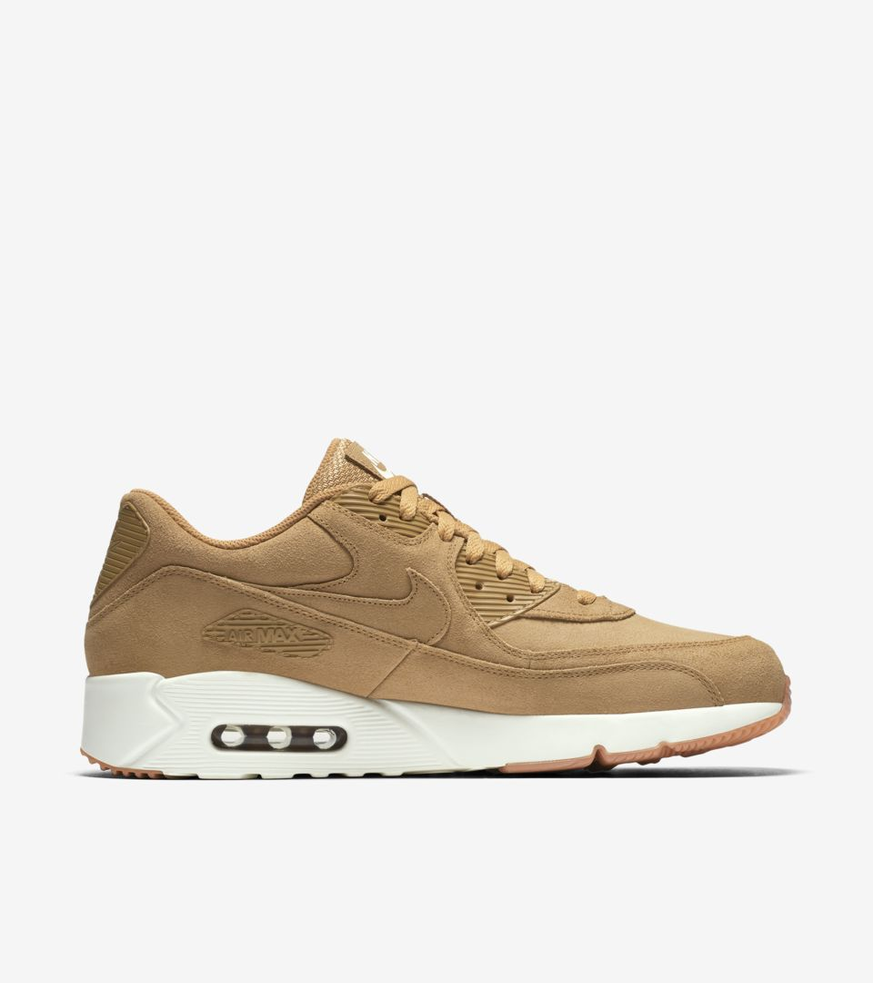 size 40 eea23 6e6f3 Nike Air Max 90 Ultra 2.0 'Flax' Release Date. Nike+ SNKRS