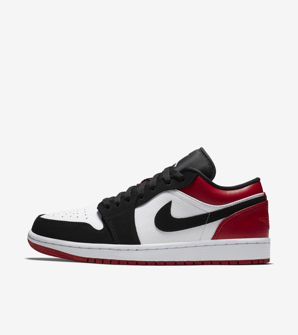 Air Jordan 1 Low 'Gym Red' Release Date