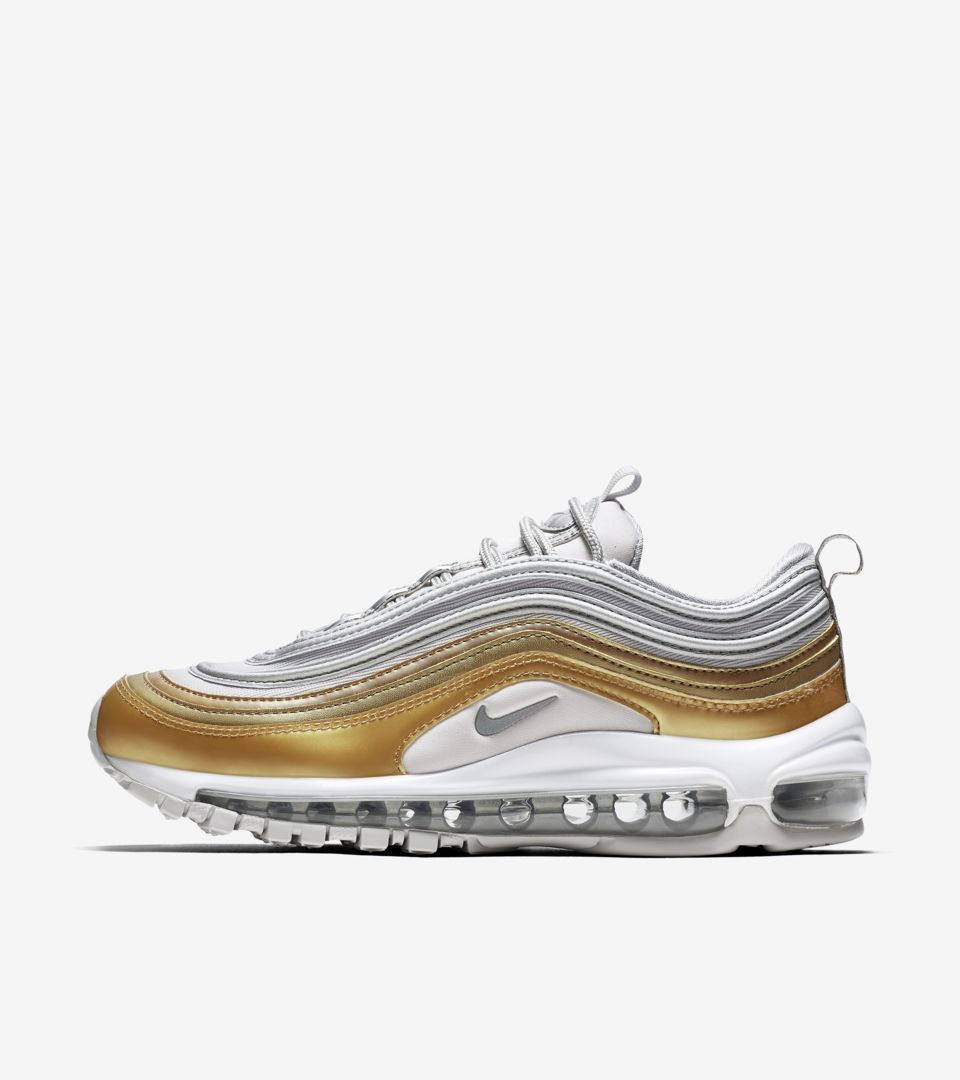 AIR MAX 97 SPECIAL EDITION VAST GREYMETALLIC SILVER METALLIC GOLD