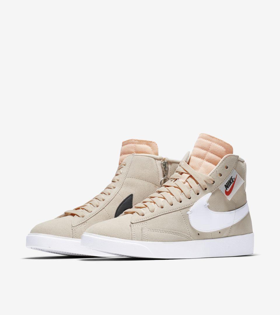888f1ebb55e Women's Blazer Mid Rebel 'Guava Ice' Release Date. Nike+ SNKRS
