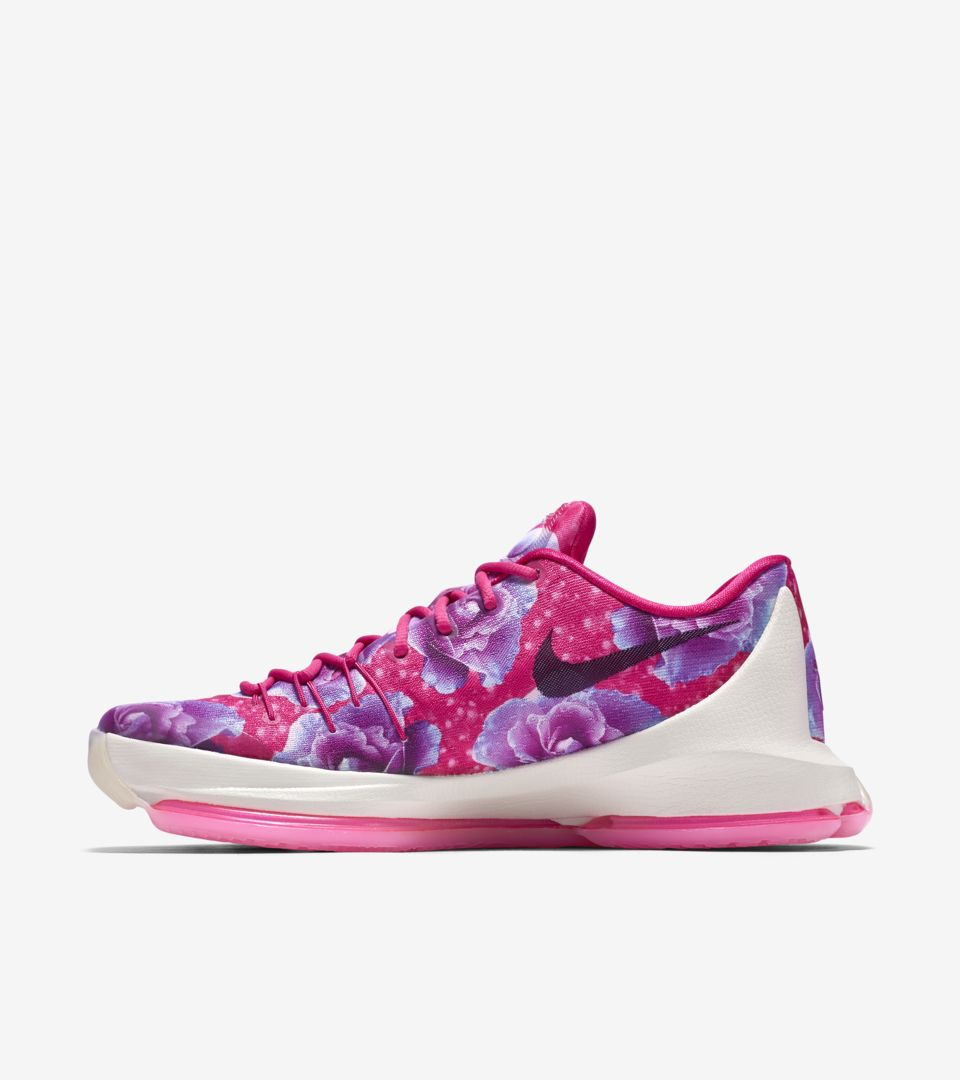 first rate d71d3 c045e Nike KD 8 'Aunt Pearl' Release Date. Nike+ SNKRS