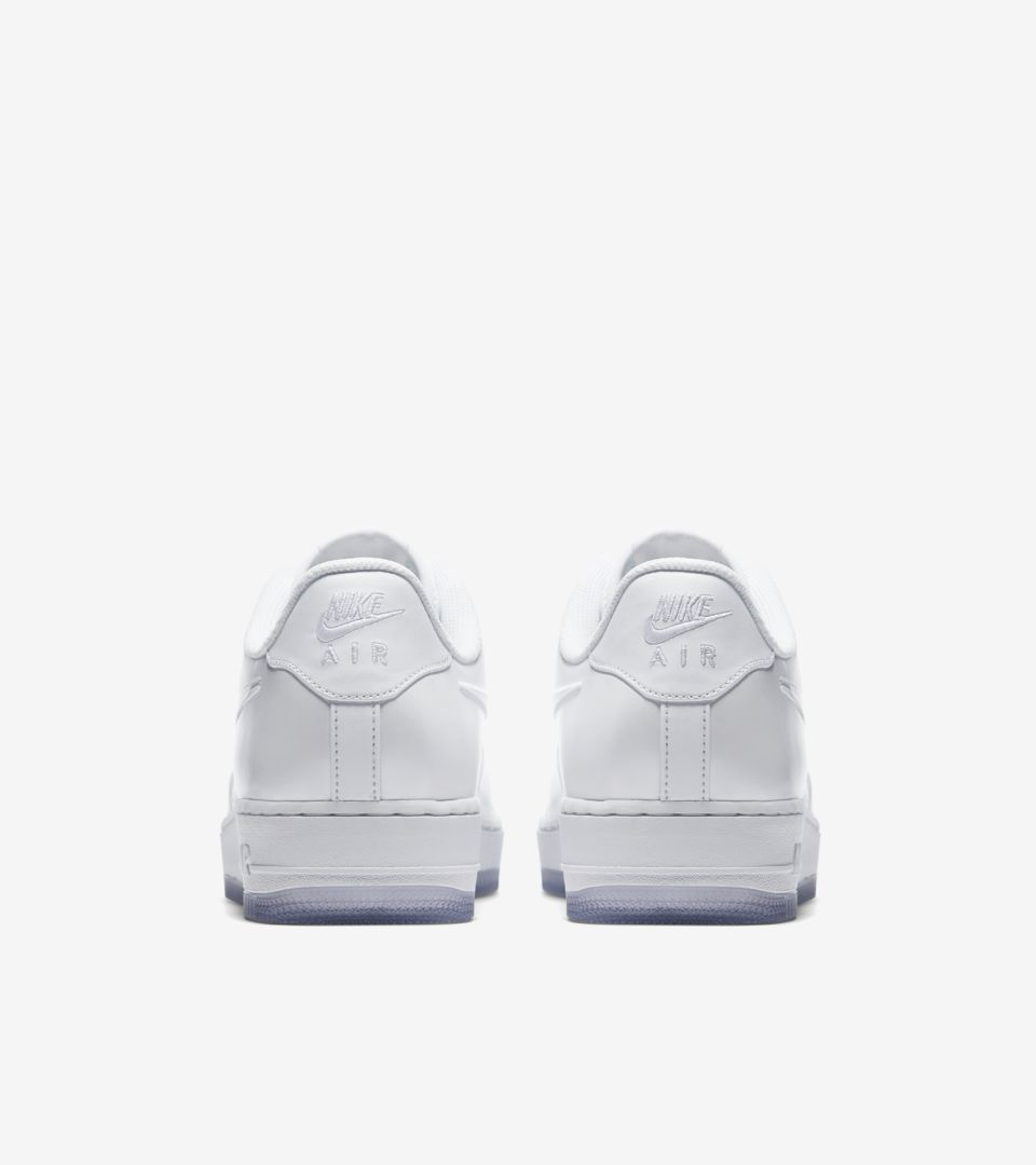 aa402badae1 Nike Air Force 1 Foamposite Pro Cup  Triple White  Release Date ...
