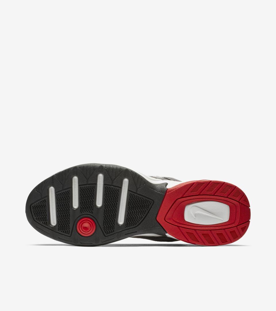 new york 2de53 210b5 ... Release Date Nike M2K Tekno Gunsmoke  Natural Heather  University Red  ...