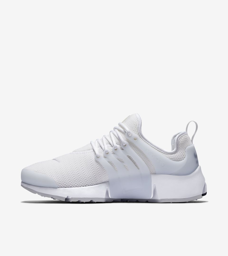 premium selection ff476 59ed5 Women's Nike Air Presto 'White & Pure Platinum' Release Date ...