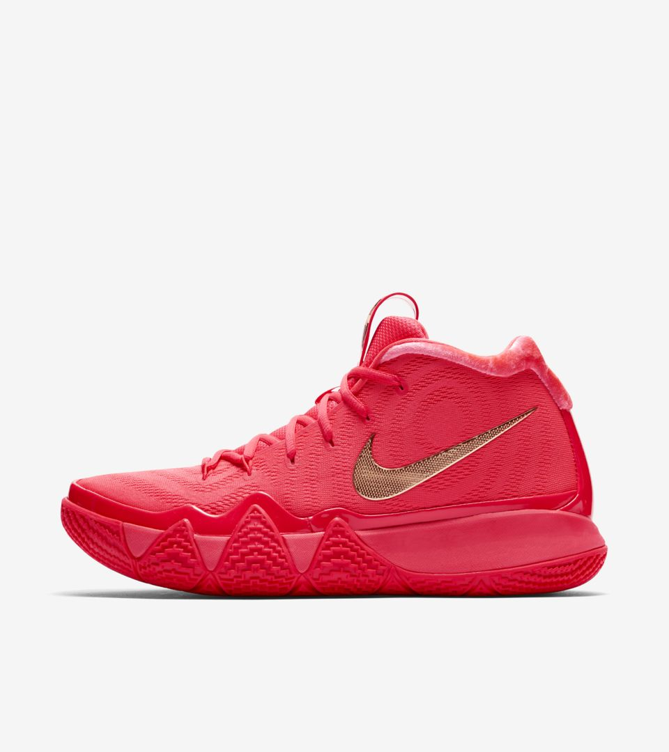 89303c20734f Nike Kyrie 4  Red Carpet  Release Date. Nike+ SNKRS