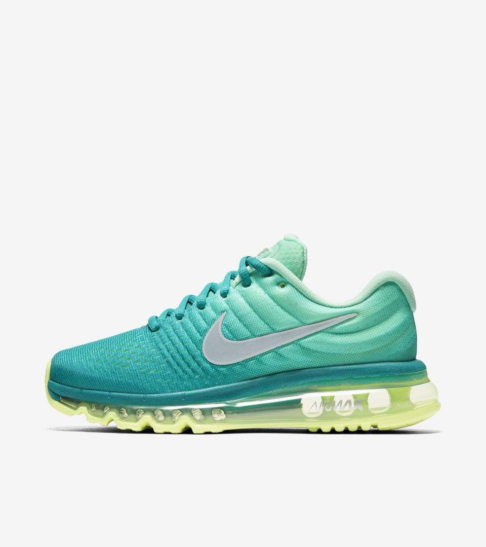 Women's Nike Air Max 2017 'Rio Teal'. Release date. Nike