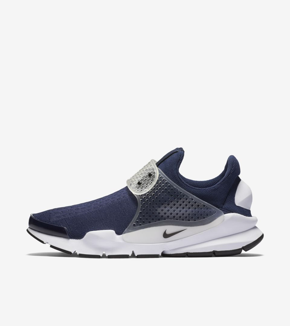 finest selection 7d768 66f53 Nike Sock Dart 'Midnight Navy'. Nike⁠+ SNKRS