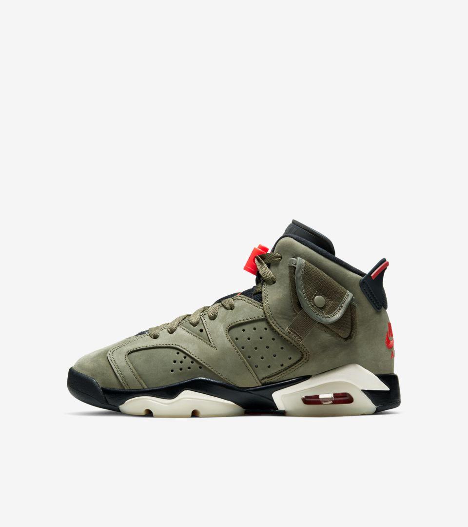 Air Jordan 6 'Travis Scott' Release Date. Nike SNEAKRS CA