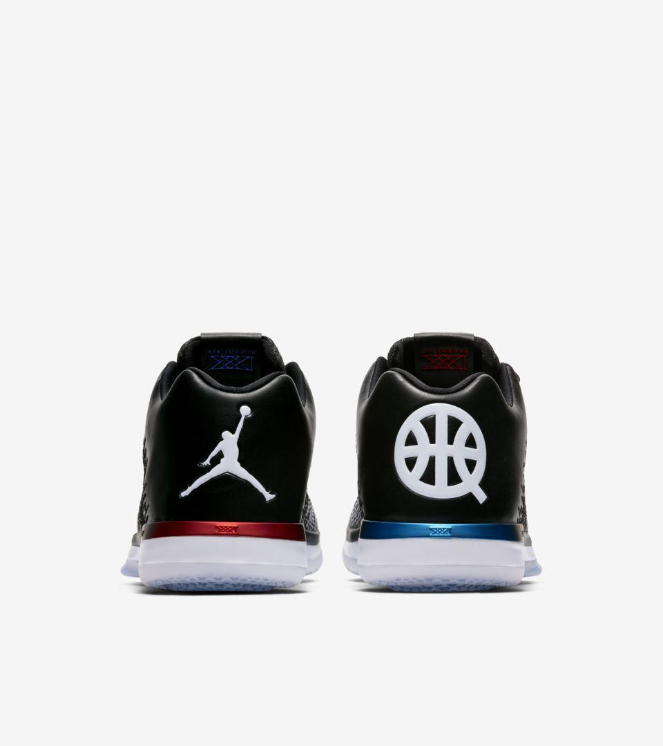 huge selection of d3f91 af2cb Air Jordan 31 Low Quai 54 'White & Black' Release Date. Nike ...