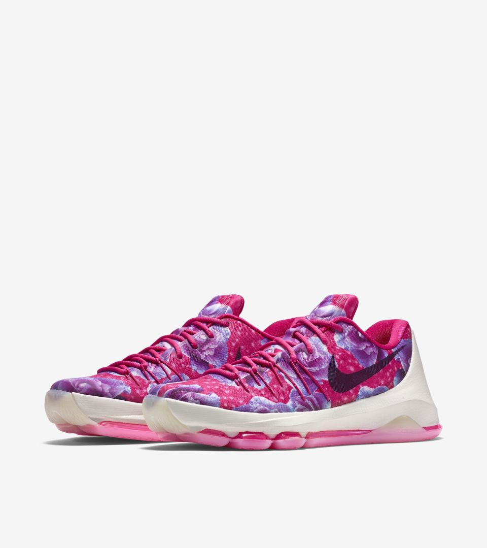 first rate 7d345 d707d Nike KD 8 'Aunt Pearl' Release Date. Nike⁠+ SNKRS