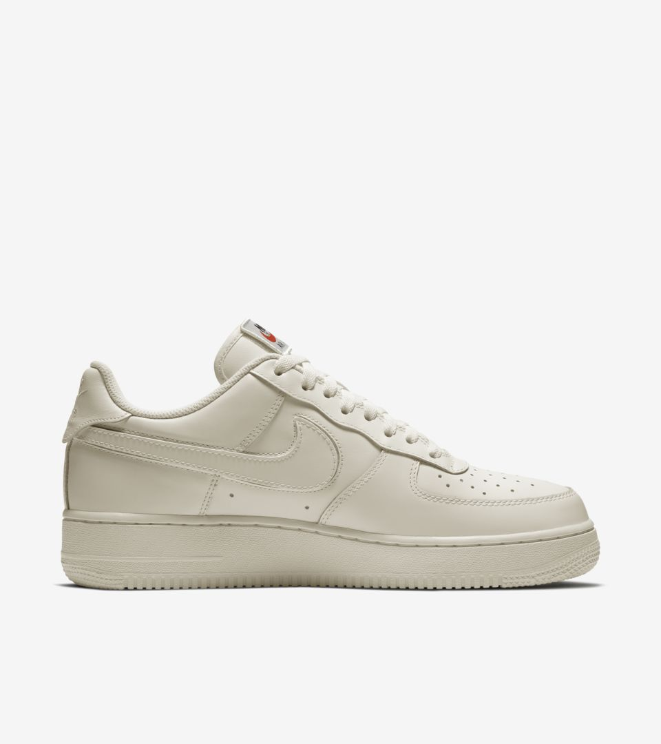 buy online 7e54f 90622 Nike Air Force 1 'Sail Swoosh Flavors' Release Date. Nike+ SNKRS