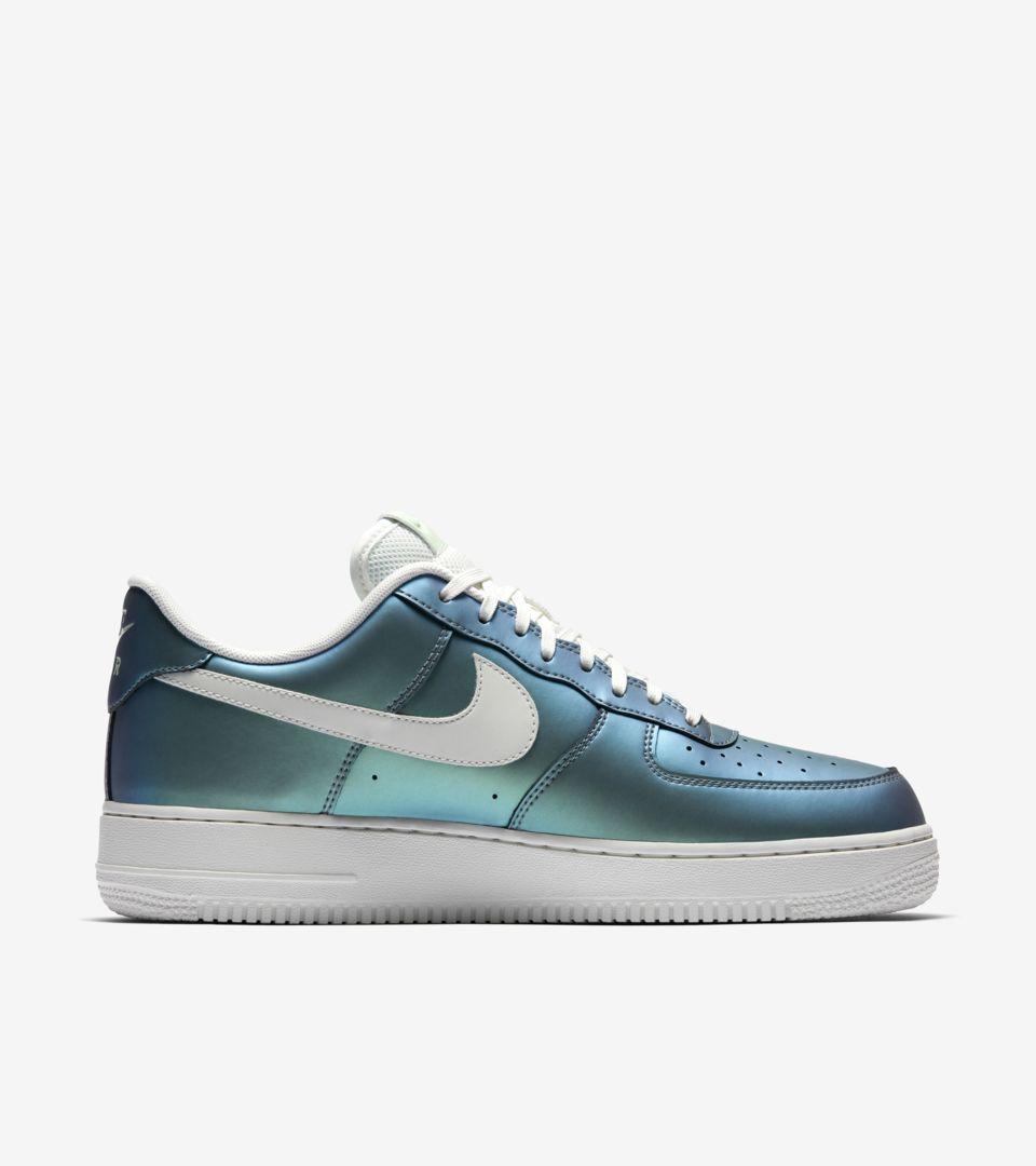 2ccff58050ac Nike Air Force 1 07 LV8  Fresh Mint . Nike+ SNKRS