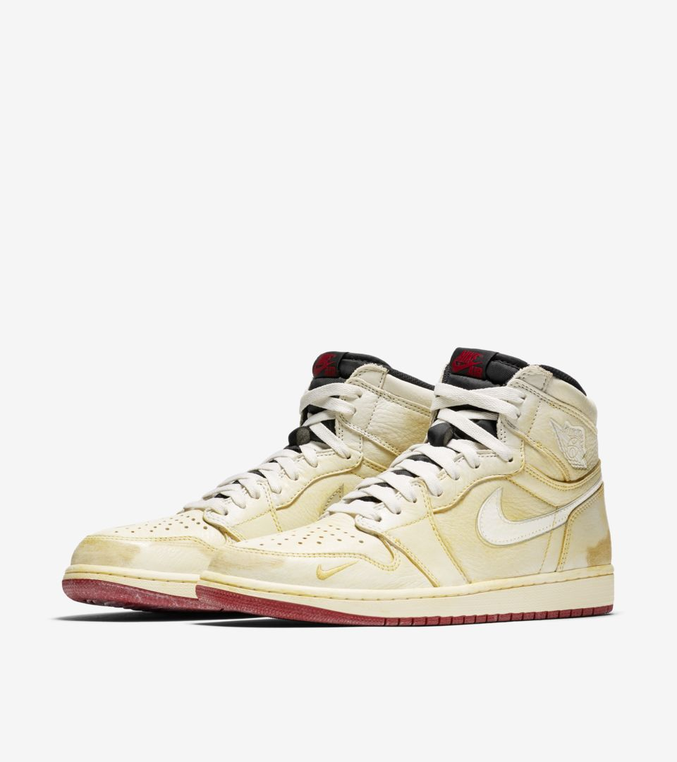 the latest 04203 3bf3c Air Jordan 1 NRG 'Nigel Sylvester' Release Date. Nike⁠+ SNKRS