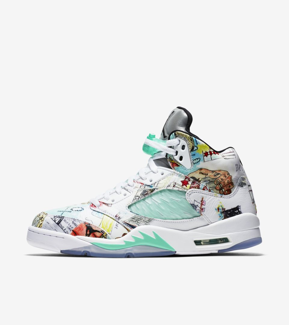 timeless design d2379 69343 Air Jordan 5 'Wings' Release Date. Nike⁠+ SNKRS