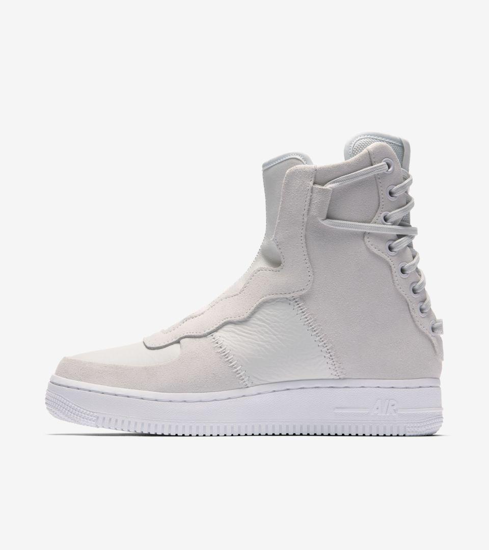 Nike Air Force 1 Rebel High Sneakers Damen Sneakers Nike