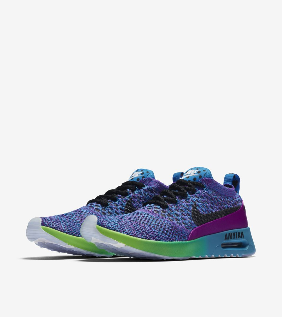 size 40 20613 433a4 WMNS AIR MAX THEA ULTRA FLYKNIT