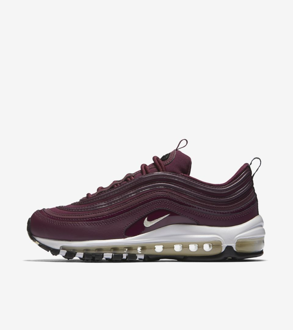 air max 97 bordeaux