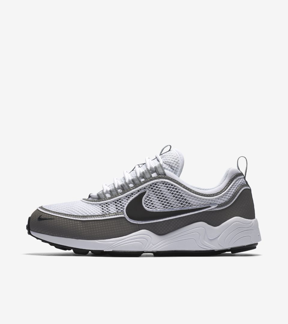 united states wholesale dealer wholesale Nike Air Zoom Spiridon 'White & Light Ash'. Nike SNEAKRS NL