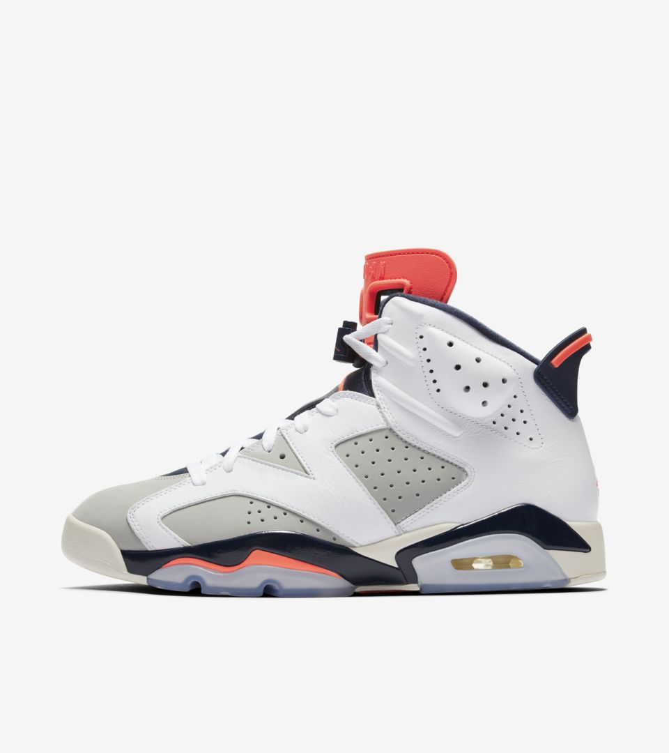 94efb219220a1 Air Jordan 6 Retro Tinker  Infrared  Release Date. Nike⁠+ SNKRS